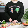 The Battle Of Christmas Dinner Sweatshirt