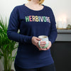 Herbivore Vegetarian / Vegan Sweatshirt - Lovetree Design