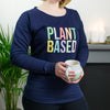 Plant Based Vegetarian Vegan Sweatshirt - Lovetree Design