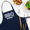 BBQ King Father's Day Apron