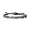 Kenton Michael Hand Wrapped Leather Bracelet