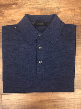 Raffi Polo Collar Sweater