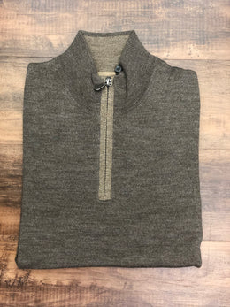 Raffi Quarter Zip Sweater