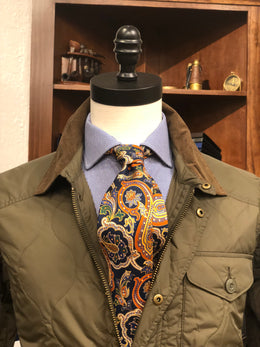 Grayers Andrews Quilted Light-Weight Jacket