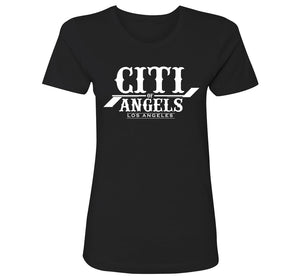 CITI OF ANGELS LADIES TEES