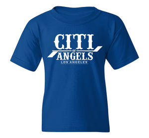 CITI OF ANGELS YOUTH TEES