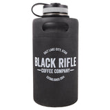BRCC Vintage Logo Textured Growler - Matte Black