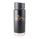 """Coffee, or Die"" Thermos - 16 oz."