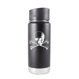 Skull and Bones Thermos - 16 oz.