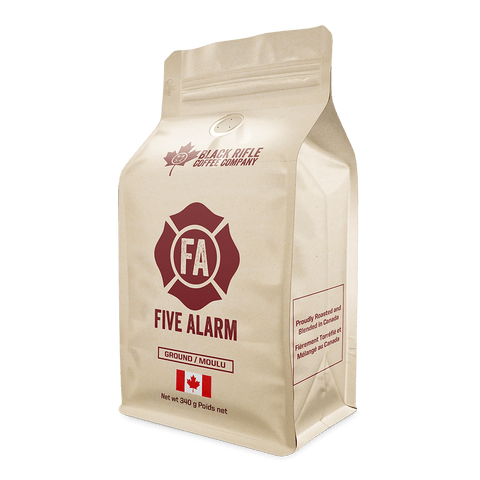 Five Alarm Coffee Roast