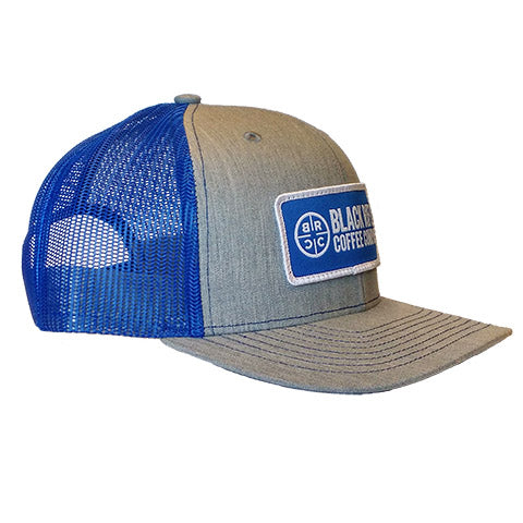 BRCC Trucker Hat - Retro Blue