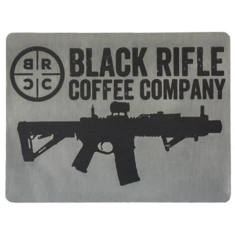 BRCC Grey Sticker