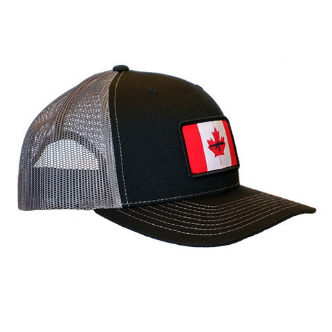 BRCC Trucker Hat - Maple Leaf Assault Rifle