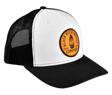 Established Arrowhead Patch Trucker Hat