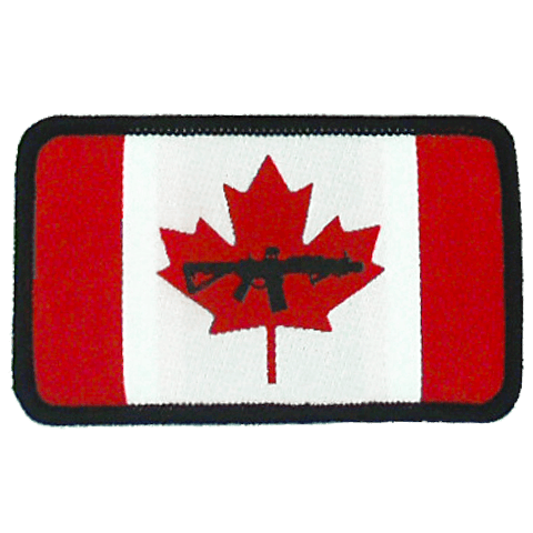 BRCC Canadian Flag Patch