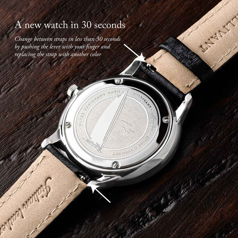 Men's Chestnut Strap