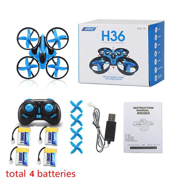 Mini Drone Quadcopter With Headless Mode