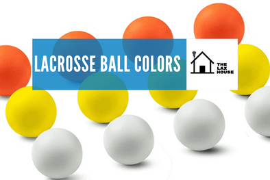 Lacrosse Ball Colors - What's The Deal?
