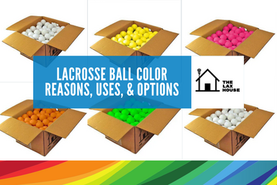 Lacrosse Ball Color Reasons, Uses, & Options