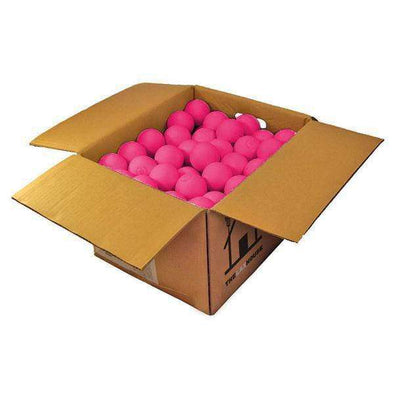 Pink Practice Lacrosse Ball Case - Lax House