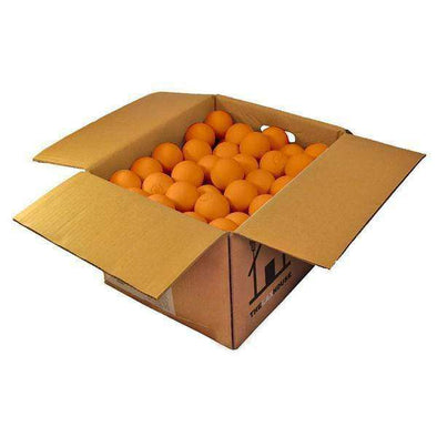 Lacrosse Ball Case - 120 Orange NOCSAE SEI Lacrosse Balls - The Lax House Lacrosse Balls