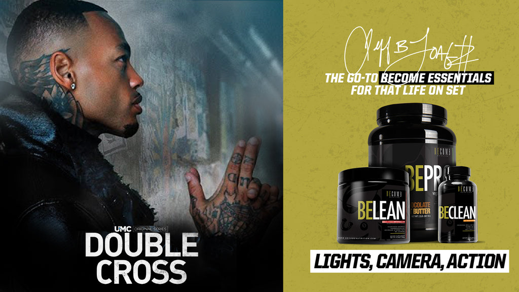 JEFF LOAGZ x DOUBLE CROSS | LIGHTS, CAMERA, ACTION STACK