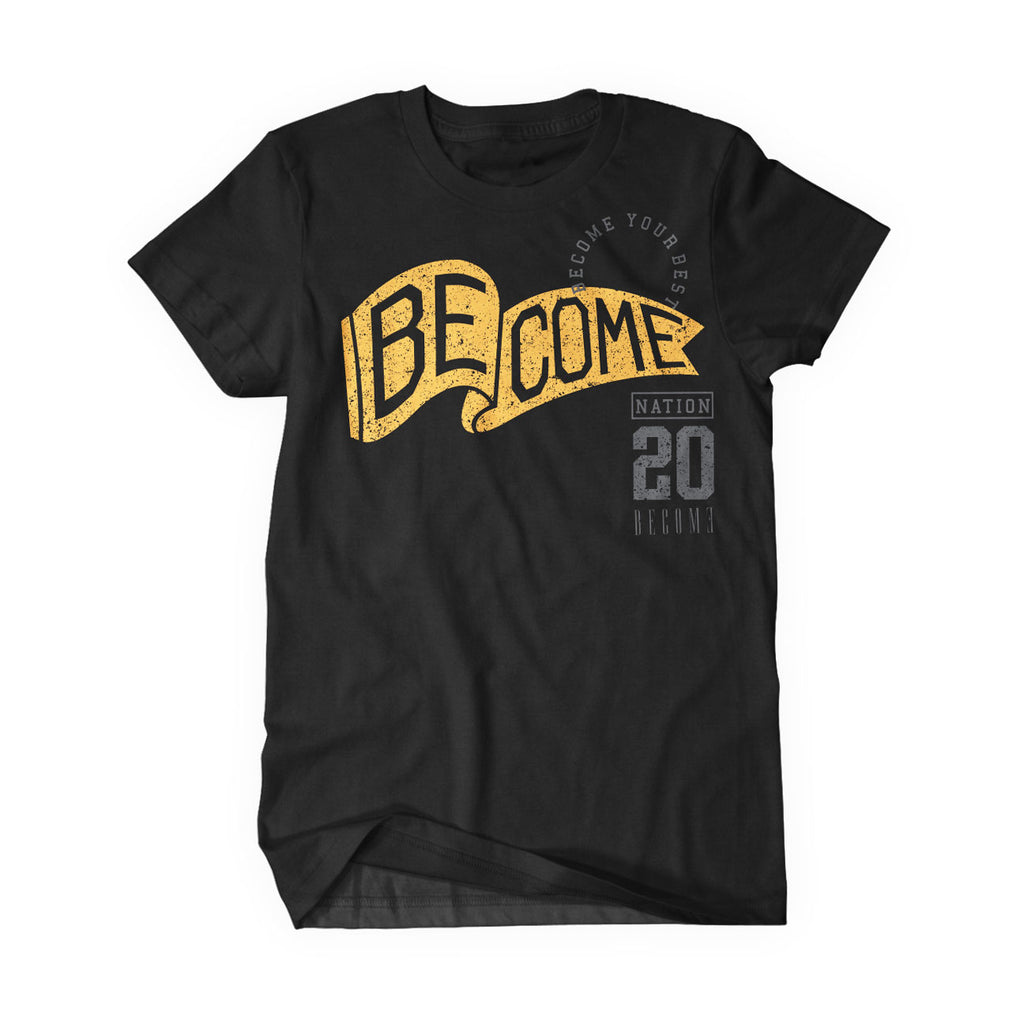 Become Varsity T-Shirt