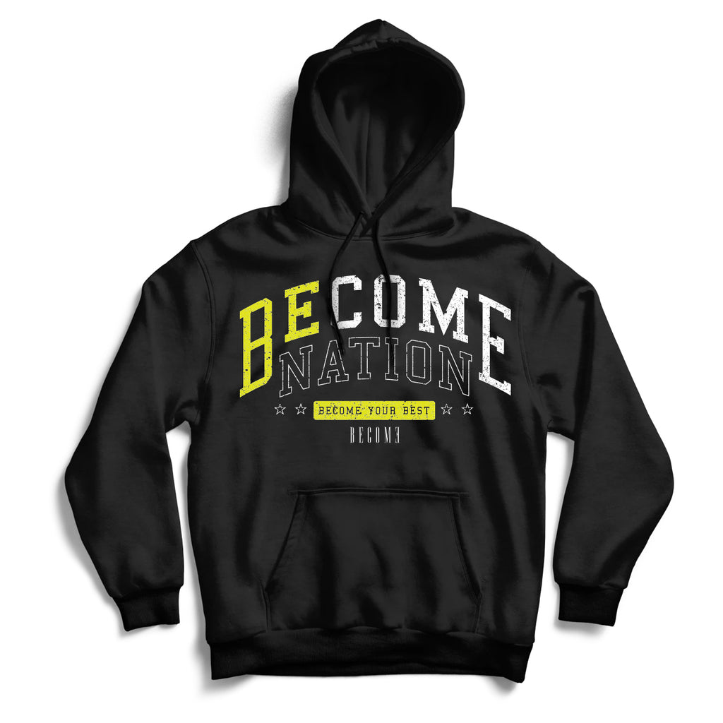 Become Nation Fleece Hoodie