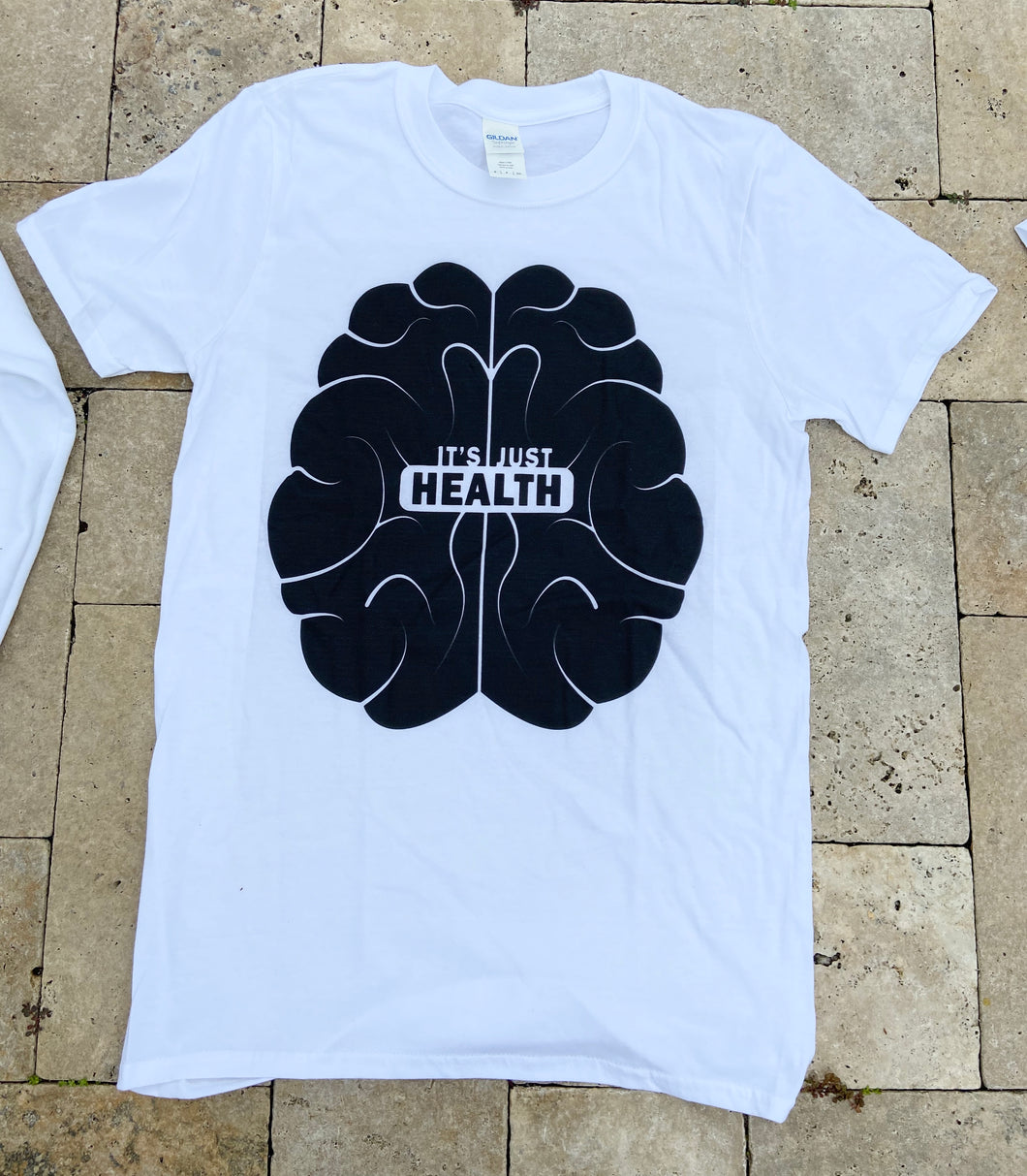 It's Just Health T Shirt