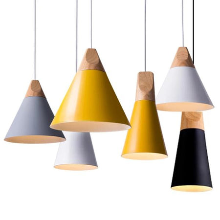 Lampe décoratives suspendues - 18 versions disponibles