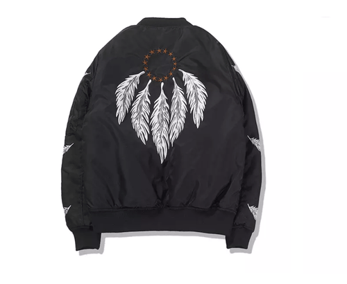 Dreamcatcher Bomber Jacket - COCA