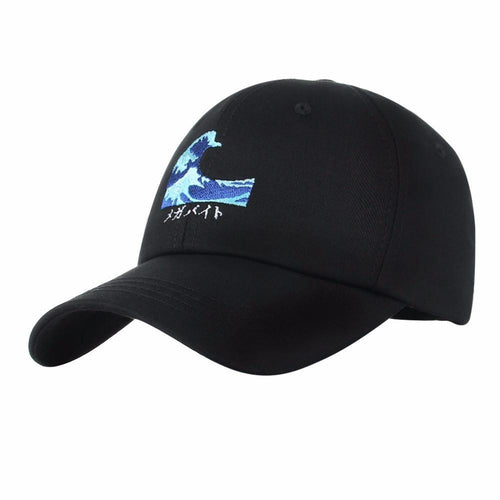 Vaporwave Dad Hat - COCA