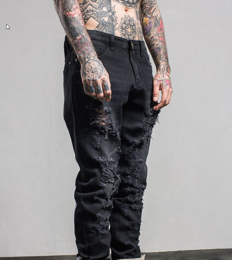 All Rose Everything Jeans - COCA