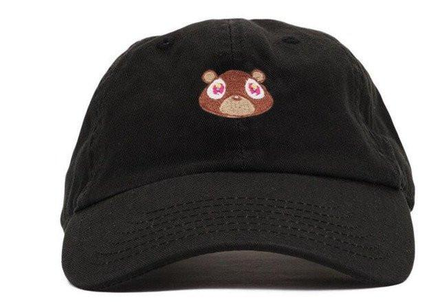 Shanty Town Bear Dad Hat - COCA
