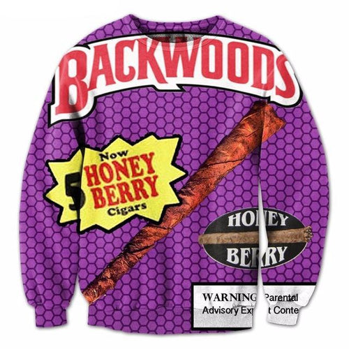 Backwoods Sweater - COCA