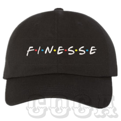 Finesse Dad Hat - COCA
