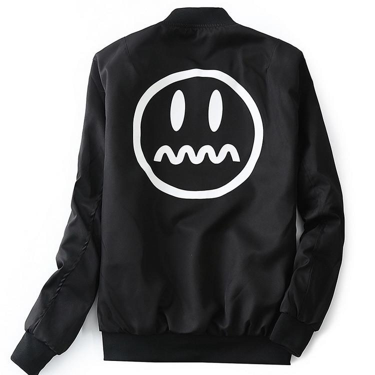 Smiley Jacket