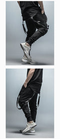 Strapped Up Jogger Pants - COCA