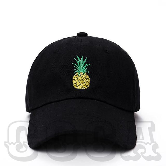 Pineapple Dad Hat - COCA