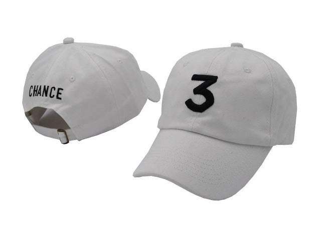 CHANCE Dad Hat - COCA