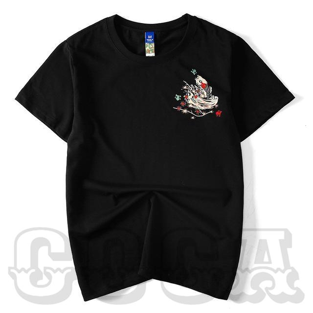 Koi Blossoms T-Shirt - COCA