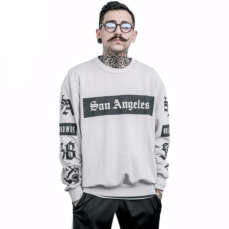 San Angeles Sweater - COCA