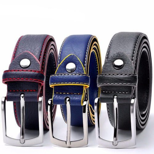 KAVEN Genuine Leather Belt - COCA