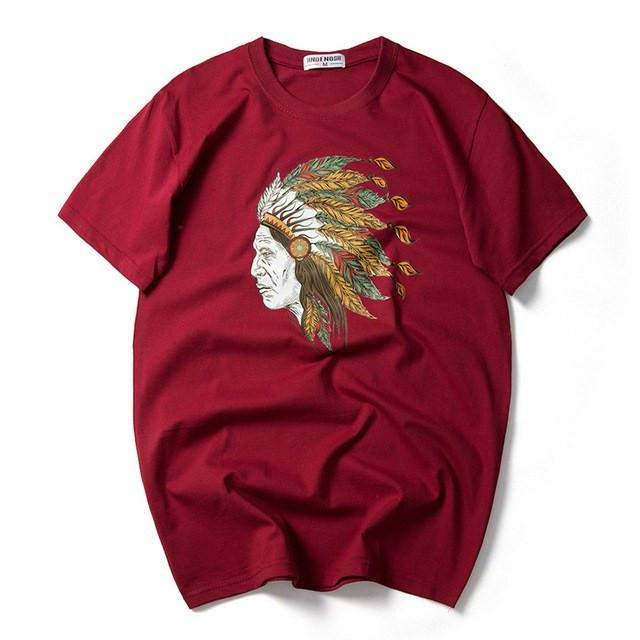 Indian Chief T-Shirt - COCA
