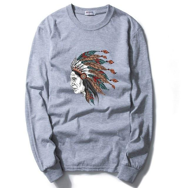 Indian Chief Sweater - COCA