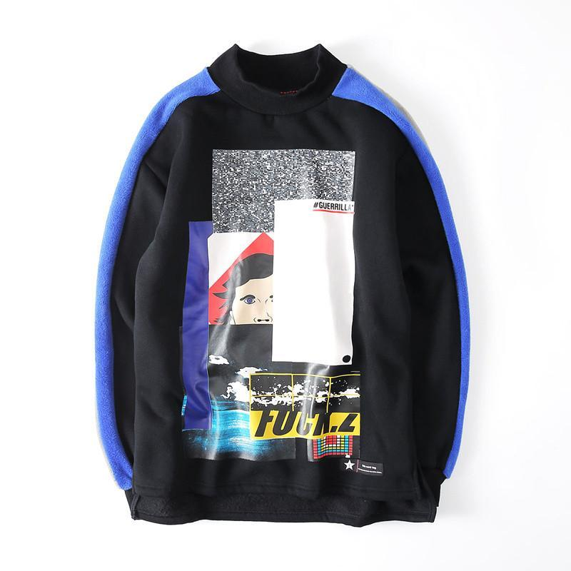 GLITCH Sweater - COCA
