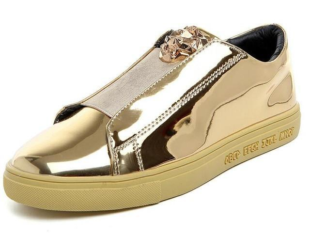Designer Diamond Loafers - COCA