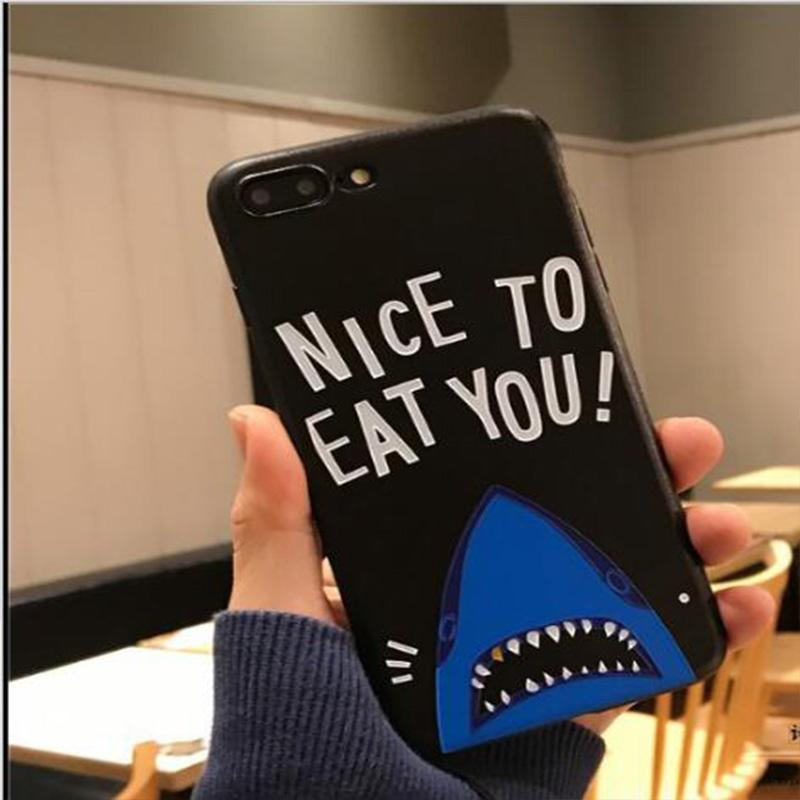 Nice To Eat You Shark iPhone Case - COCA