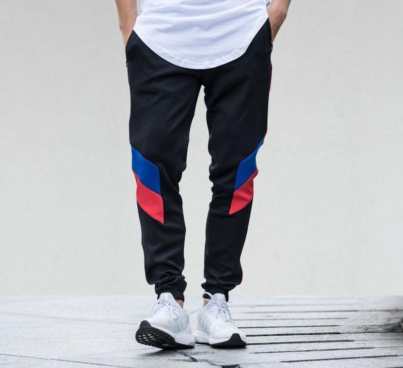 Redline Striped Joggers