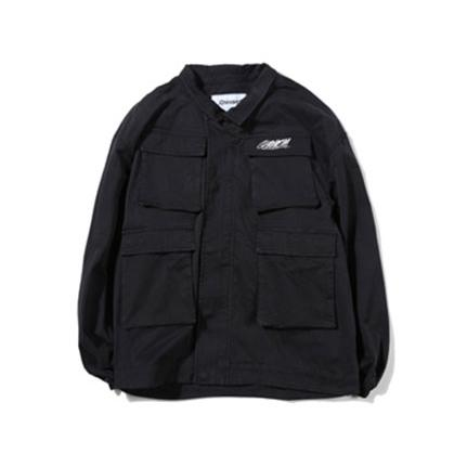 Loose Fit Urban Cargo Jacket - COCA